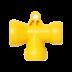 56825 – T-Образный переходник кислотоустойчивый 1/2″