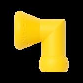 Фото № 1 45415 – Угловой элемент кислотоустойчивый 1/4″ - для системы подачи СОЖ с доставкой по России от LocLine.spb.ru