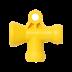 45416 – T-образный переходник кислотоустойчивый 1/4″