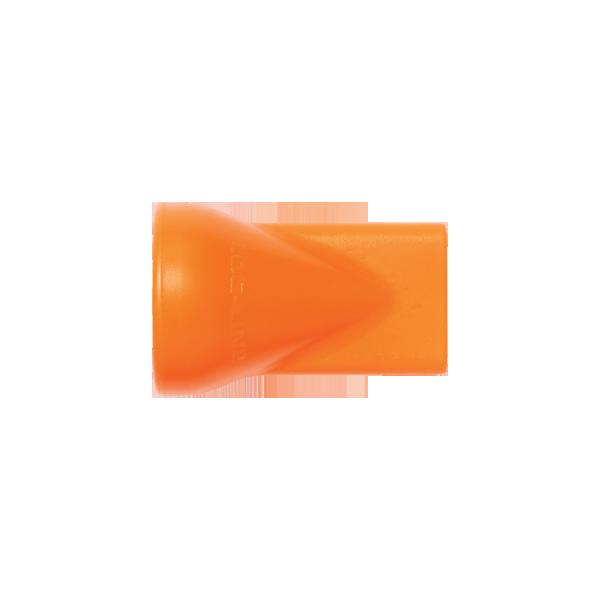 """51840 - Плоский наконечник 1/2"""" с отверстием 2х18 мм - комплект из 4 шт"""