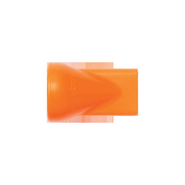 """Фото № 1 59890 - Плоский наконечник 1/2"""" с отверстием 2х18 мм - комплект из 20 шт - для системы подачи СОЖ с доставкой по России от LocLine.spb.ru"""