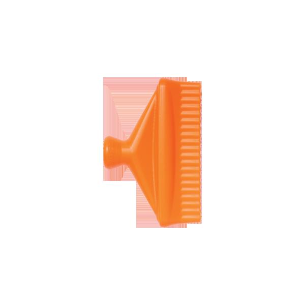 """41488 - Плоский наконечник 1/4"""" с 20 соплами диаметром 1,9 мм - комплект из 2 шт"""
