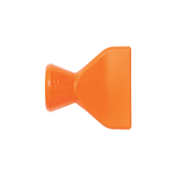 """49456 - Наконечник 1/4"""" с прямым раструбом 25 мм - комплект из 20 шт"""