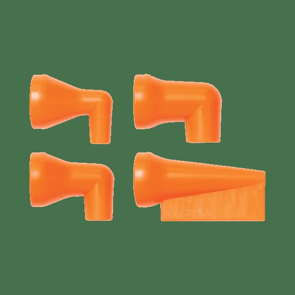 """51832 - Набор угловых наконечников 90° для системы Loc-Line 1/2"""""""
