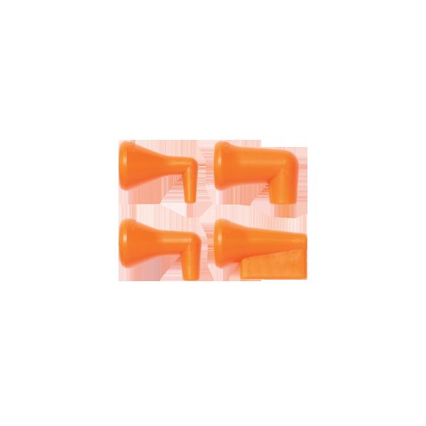 """Фото № 1 41474 - Набор угловых наконечников 90° для системы Loc-Line 1/4"""" - для системы подачи СОЖ с доставкой по России от LocLine.spb.ru"""