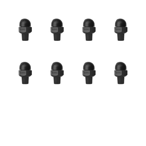 Фото № 1 79010 - HPT 1/8″ резьба - 062X0 - Набор из 10 шт. - для системы подачи СОЖ с доставкой по России от LocLine.spb.ru