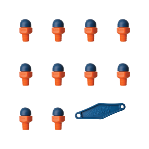 79014 - HPT 1/8″ резьба - 086X0 - Набор из 10 шт.