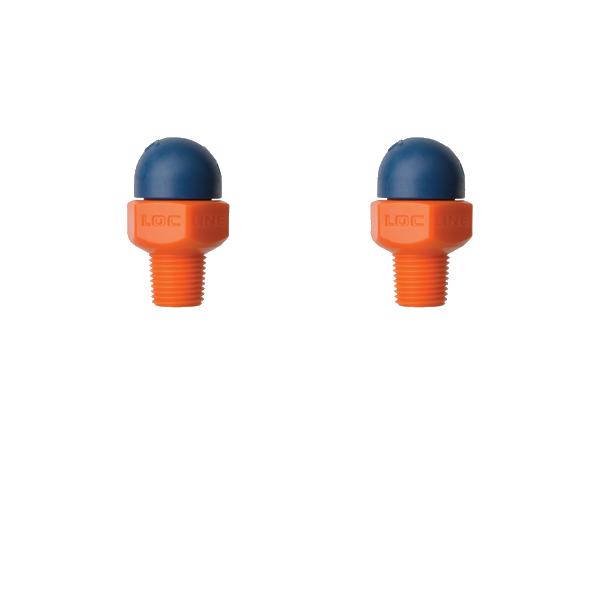 Фото № 2 72018 - HPT 1/8″ резьба - 117X0 - Набор из 2 шт. - для системы подачи СОЖ с доставкой по России от LocLine.spb.ru