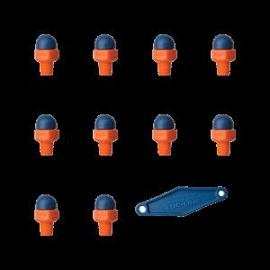 79018 - HPT 1/8″ резьба - 117X0 - Набор из 10 шт.
