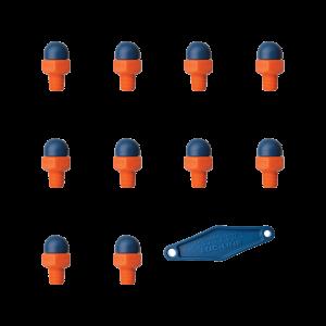 79022 - HPT 1/8″ резьба - 160X0 - Набор из 10 шт.