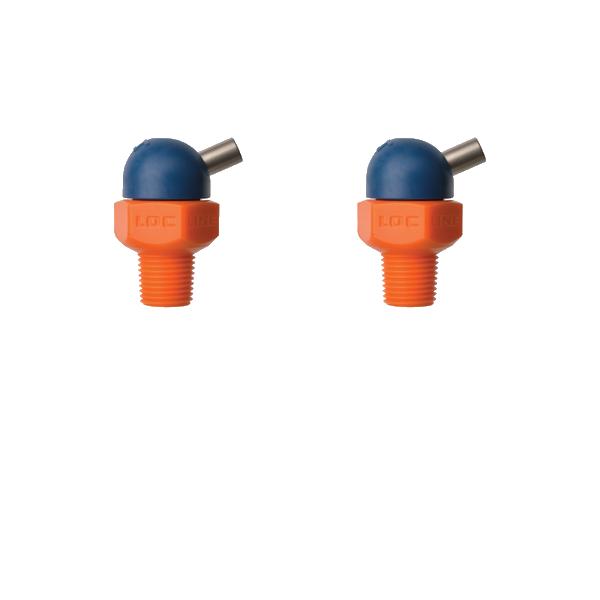 Фото № 1 72023 - HPT 1/8″ резьба - 160X.25 - Набор из 2 шт. - для системы подачи СОЖ с доставкой по России от LocLine.spb.ru