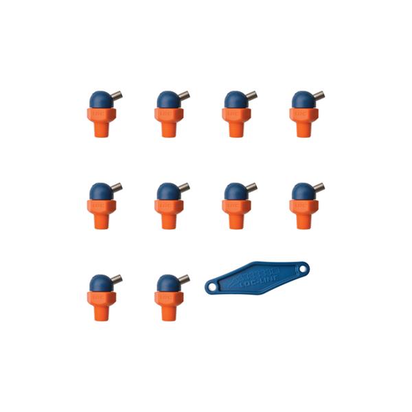 Фото № 1 79023 - HPT 1/8″ резьба - 160X.25 - Набор из 10 шт. - для системы подачи СОЖ с доставкой по России от LocLine.spb.ru