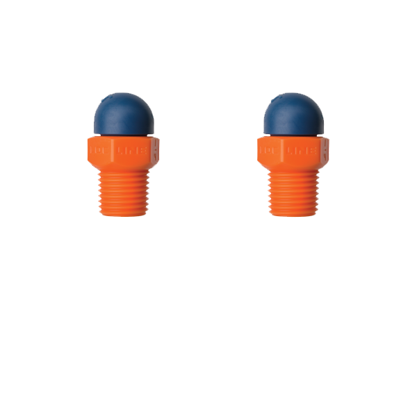 Фото № 1 72060 - HPT 1/4″ резьба - 062X0 - Набор из 2 шт. - для системы подачи СОЖ с доставкой по России от LocLine.spb.ru