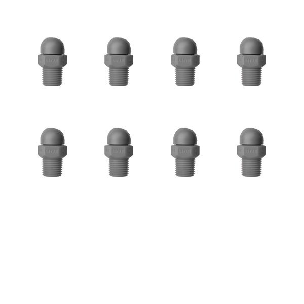 Фото № 3 79064 - HPT 1/4″ резьба - 086X0 - Набор из 10 шт. - для системы подачи СОЖ с доставкой по России от LocLine.spb.ru