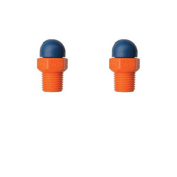 Фото № 1 72068 - HPT 1/4″ резьба - 117X0 - Набор из 2 шт. - для системы подачи СОЖ с доставкой по России от LocLine.spb.ru