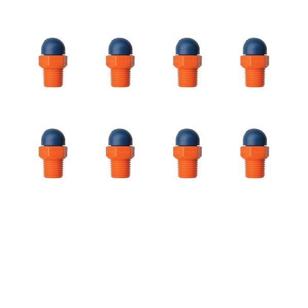 Фото № 1 79068 - HPT 1/4″ резьба - 117X0 - Набор из 10 шт. - для системы подачи СОЖ с доставкой по России от LocLine.spb.ru