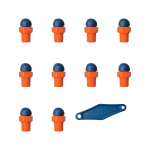 79068 - HPT 1/4″ резьба - 117X0 - Набор из 10 шт.