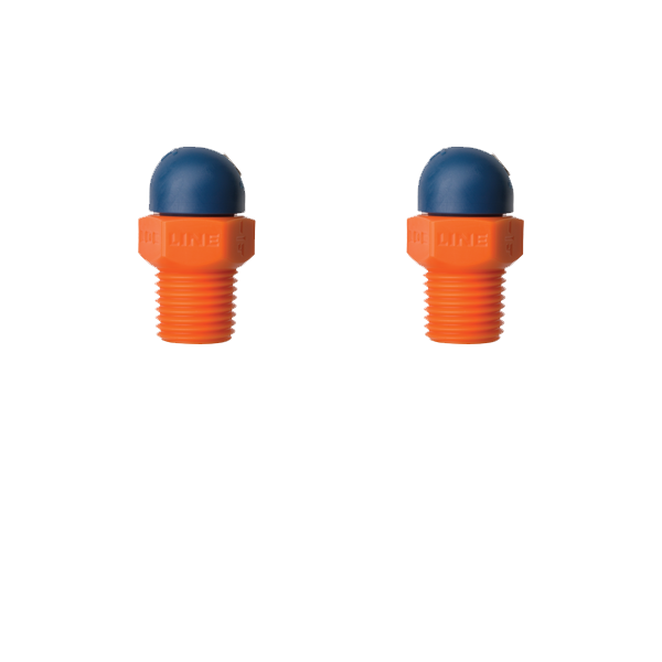 Фото № 1 72072 - HPT 1/4″ резьба - 160X0 - Набор из 2 шт. - для системы подачи СОЖ с доставкой по России от LocLine.spb.ru