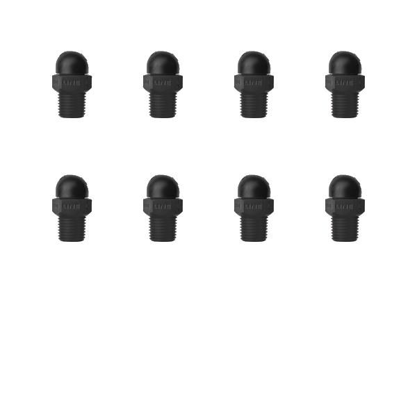 Фото № 1 79072 - HPT 1/4″ резьба - 160X0 - Набор из 10 шт. - для системы подачи СОЖ с доставкой по России от LocLine.spb.ru