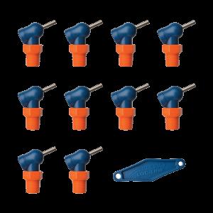 79090- HPT резьба 1/4″ - 117X.5 - Набор из 10 шт.