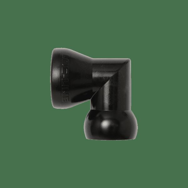 Фото № 1 59874-BLK – Черный – 1/2″ коленчатый патрубок – Набор из 20 шт. - для системы подачи СОЖ с доставкой по России от LocLine.spb.ru
