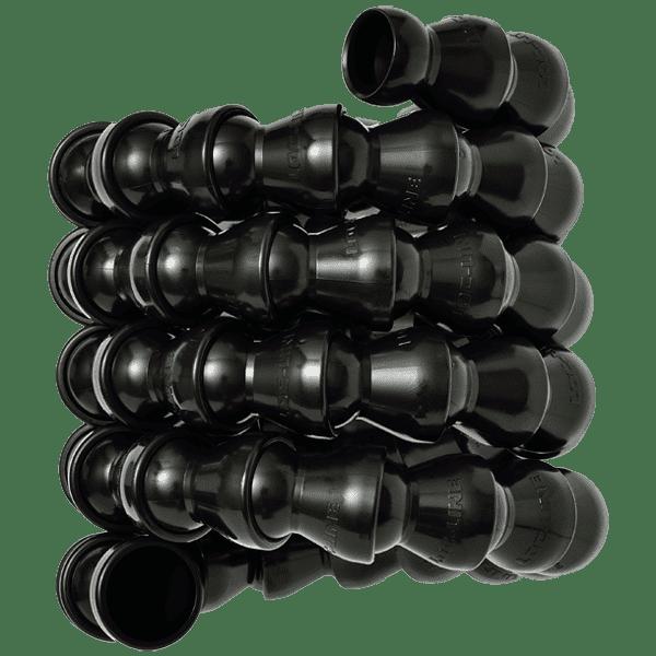 Фото № 1 59859-BLK – Черный – 1/2″- бухта 1.5 метра - для системы подачи СОЖ с доставкой по России от LocLine.spb.ru