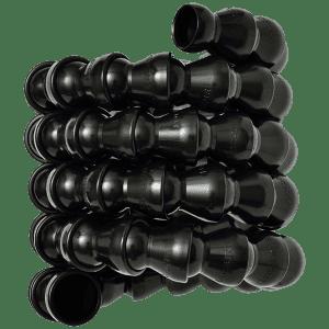 59859-BLK – Черный – 1/2″- бухта 1.5 метра
