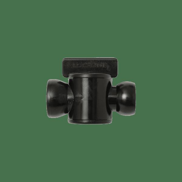 Фото № 1 39854-BLK – Черный – 1/2″ вентиль встраиваемый – Набор из 10 шт. - для системы подачи СОЖ с доставкой по России от LocLine.spb.ru