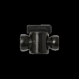 39854-BLK – Черный – 1/2″ вентиль встраиваемый – Набор из 10 шт.