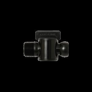 39852-BLK – Черный – 1/2″ вентиль резьбовой NPT (папа) – Набор из 10 шт.