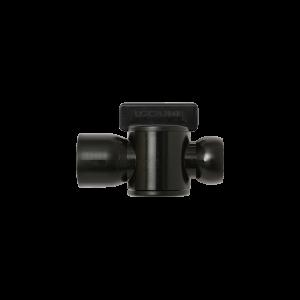 39853-BLK – Черный – 1/2″ вентиль резьбовой NPT (мама) – Набор из 10 шт.