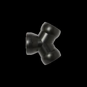69551-BLK — Черный — 3/4″ Y-образный переходник — Набор из 20 шт.