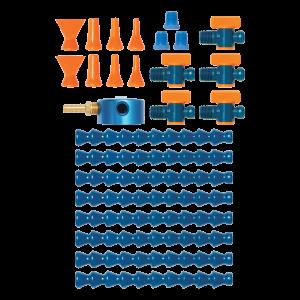 40480 – 1/4″ Большой набор с магнитным разветвителем