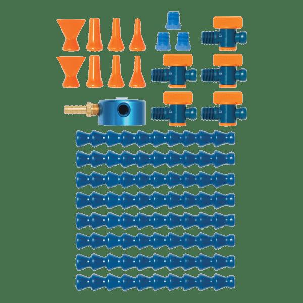 Фото № 1 40480 – 1/4″ Большой набор с магнитным разветвителем - для системы подачи СОЖ с доставкой по России от LocLine.spb.ru