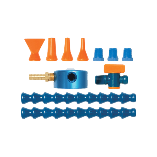 Фото № 1 40463 – 1/4″Набор с магнитным разветвителем - для системы подачи СОЖ с доставкой по России от LocLine.spb.ru