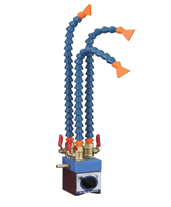 Фото № 1 87011 - Магнитный распылительный комплект (вкл./выкл. магнита) - для системы подачи СОЖ с доставкой по России от LocLine.spb.ru