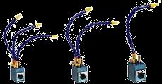 Фото № 2 005342 - KSS2 Устройство подачи СОЖ 2 форсунки - для системы подачи СОЖ с доставкой по России от LocLine.spb.ru
