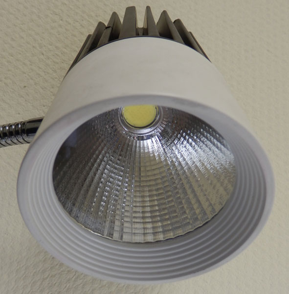 Фото № 2 120-1 - Светодиодный лабораторный светильник AL120 - для системы подачи СОЖ с доставкой по России от LocLine.spb.ru