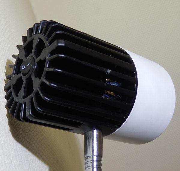Фото № 3 120-1 - Светодиодный лабораторный светильник AL120 - для системы подачи СОЖ с доставкой по России от LocLine.spb.ru