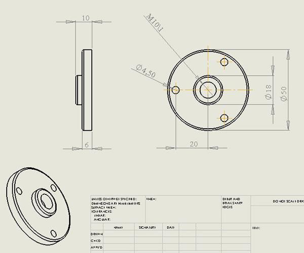 Фото № 2 333-62 - Светодиодный станочный светильник AL15 - для системы подачи СОЖ с доставкой по России от LocLine.spb.ru