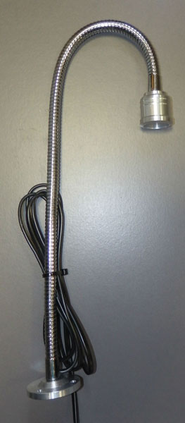 Фото № 2 335 65 - Светодиодный станочный светильник AL-2 - для системы подачи СОЖ с доставкой по России от LocLine.spb.ru
