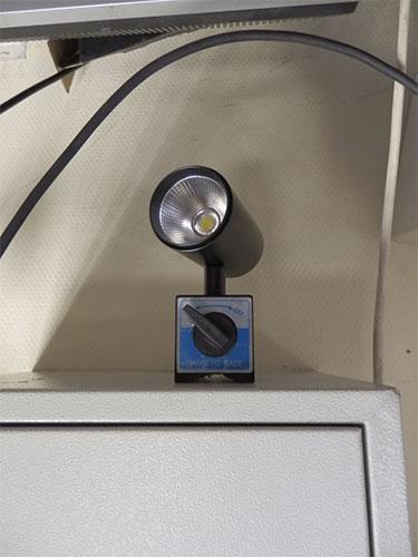 Фото № 2 D - Светодиодный универсальный светильник «DF-1» - для системы подачи СОЖ с доставкой по России от LocLine.spb.ru