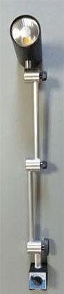 Фото № 3 V - Светодиодный светильник «VOLT-10» на штативе - для системы подачи СОЖ с доставкой по России от LocLine.spb.ru