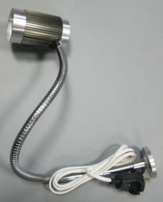 Фото № 2 41 - Светодиодный станочный светильник AL 41 - для системы подачи СОЖ с доставкой по России от LocLine.spb.ru